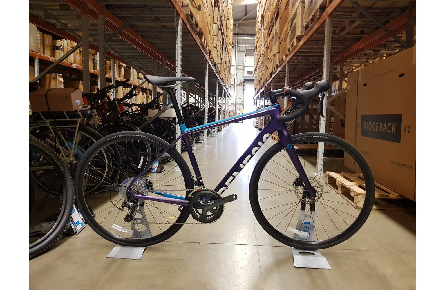Genesis 2017 Datum Womens SM Ex Display Bike