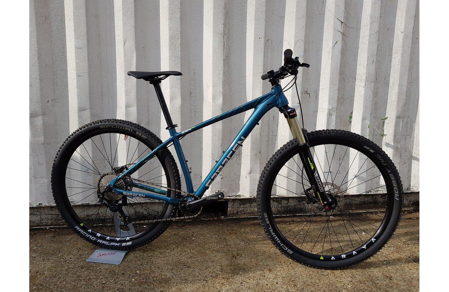 Saracen Zenith Trail 29er 17 inch Ex Brand Sample Bike