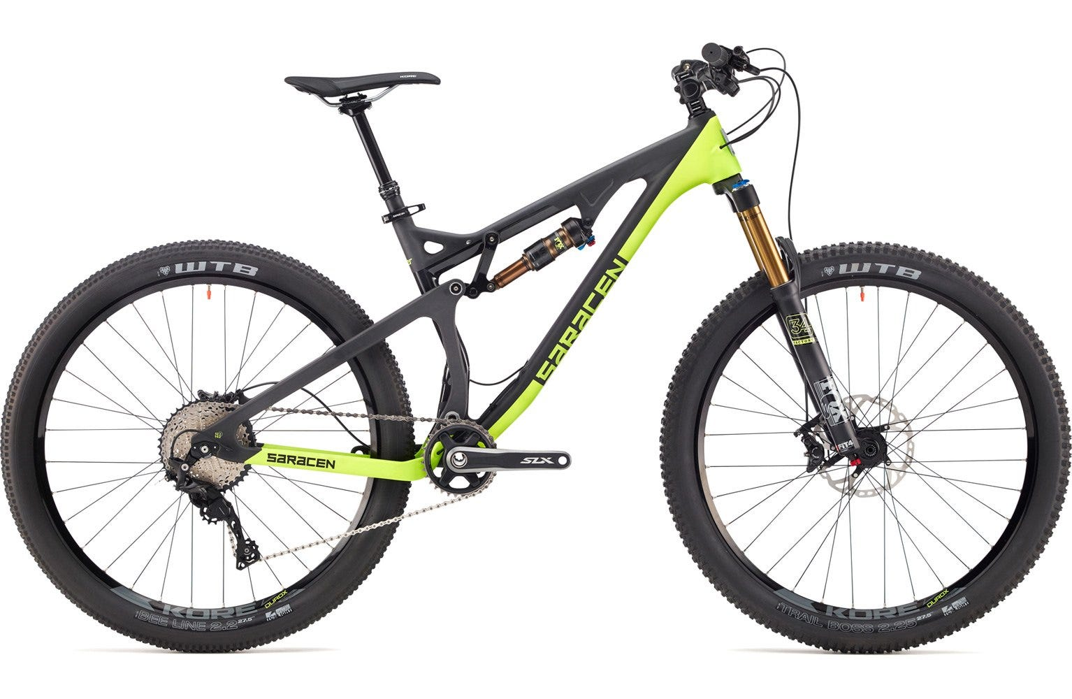 Saracen Kili Flyer Elite 17 inch bike Ex Display
