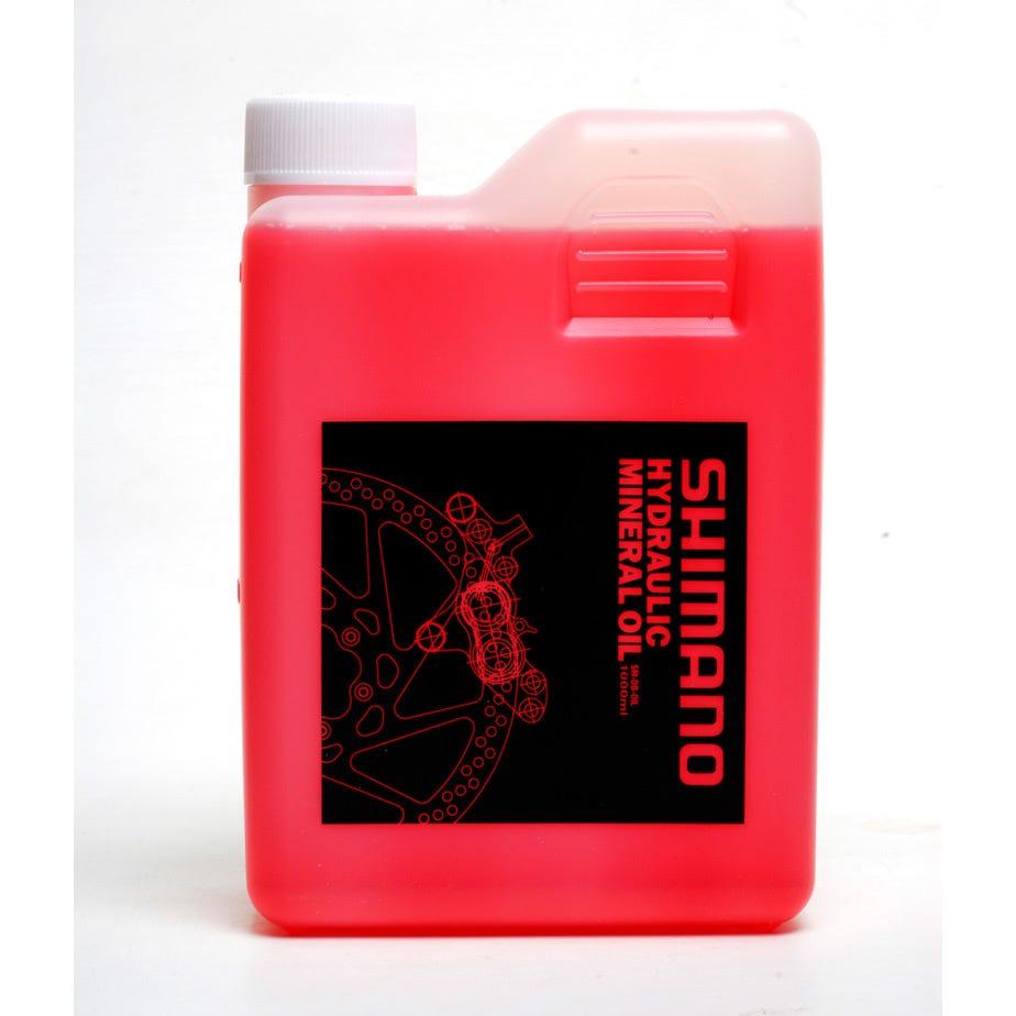 Shimano Spares Disc brake mineral oil 1 litre