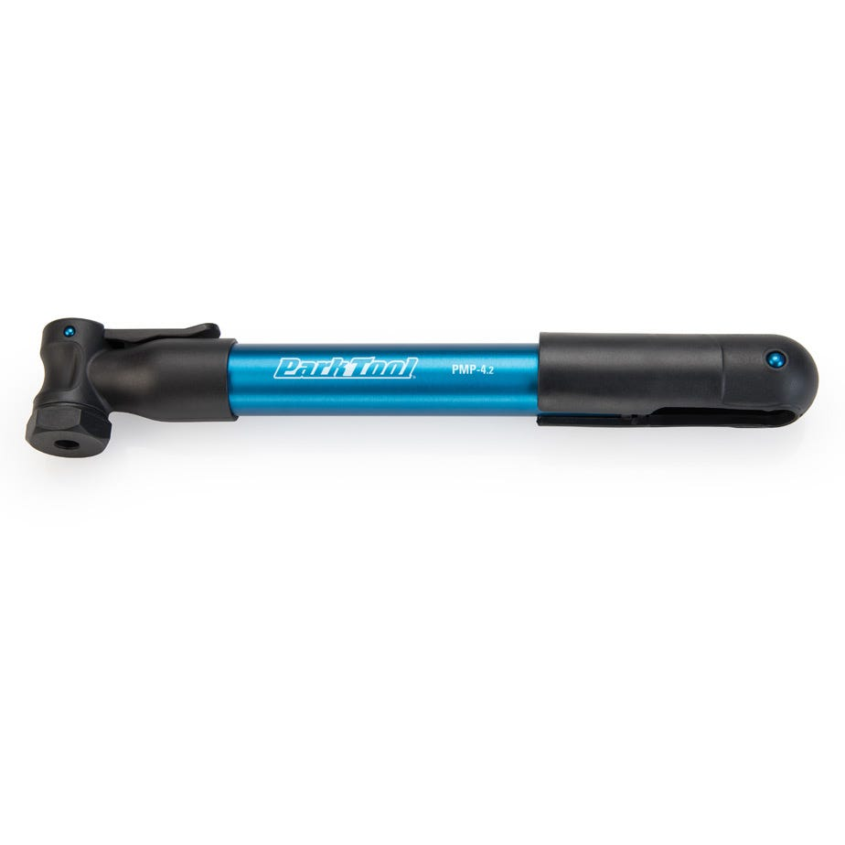 Park Tool PMP-4.2B - Mini Pump Blue
