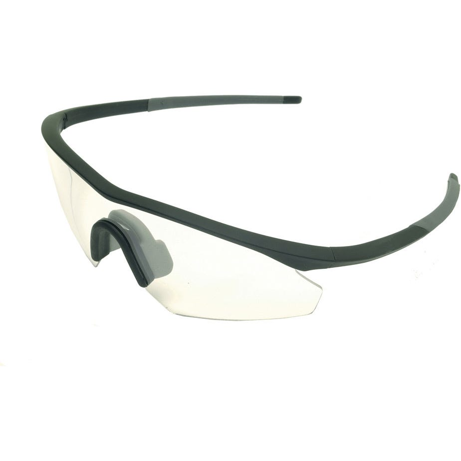 Madison Shields glasses - single clear lens