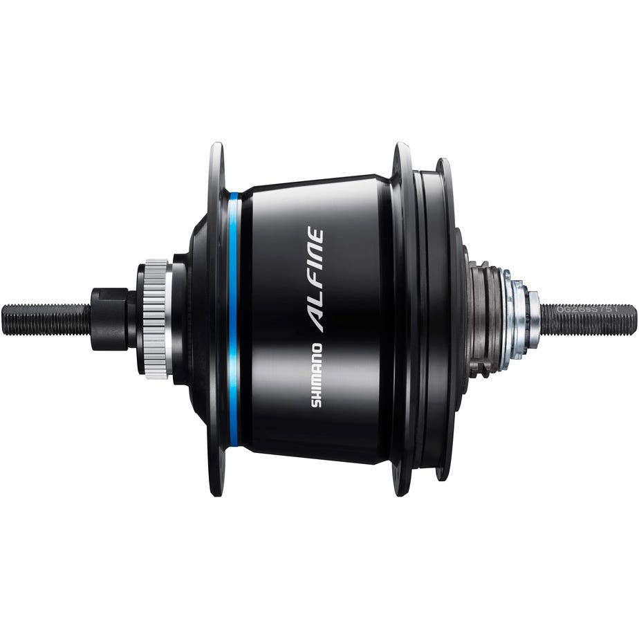 Shimano Alfine SG-S7051 Alfine 11-speed Di2 disc internal hub gear