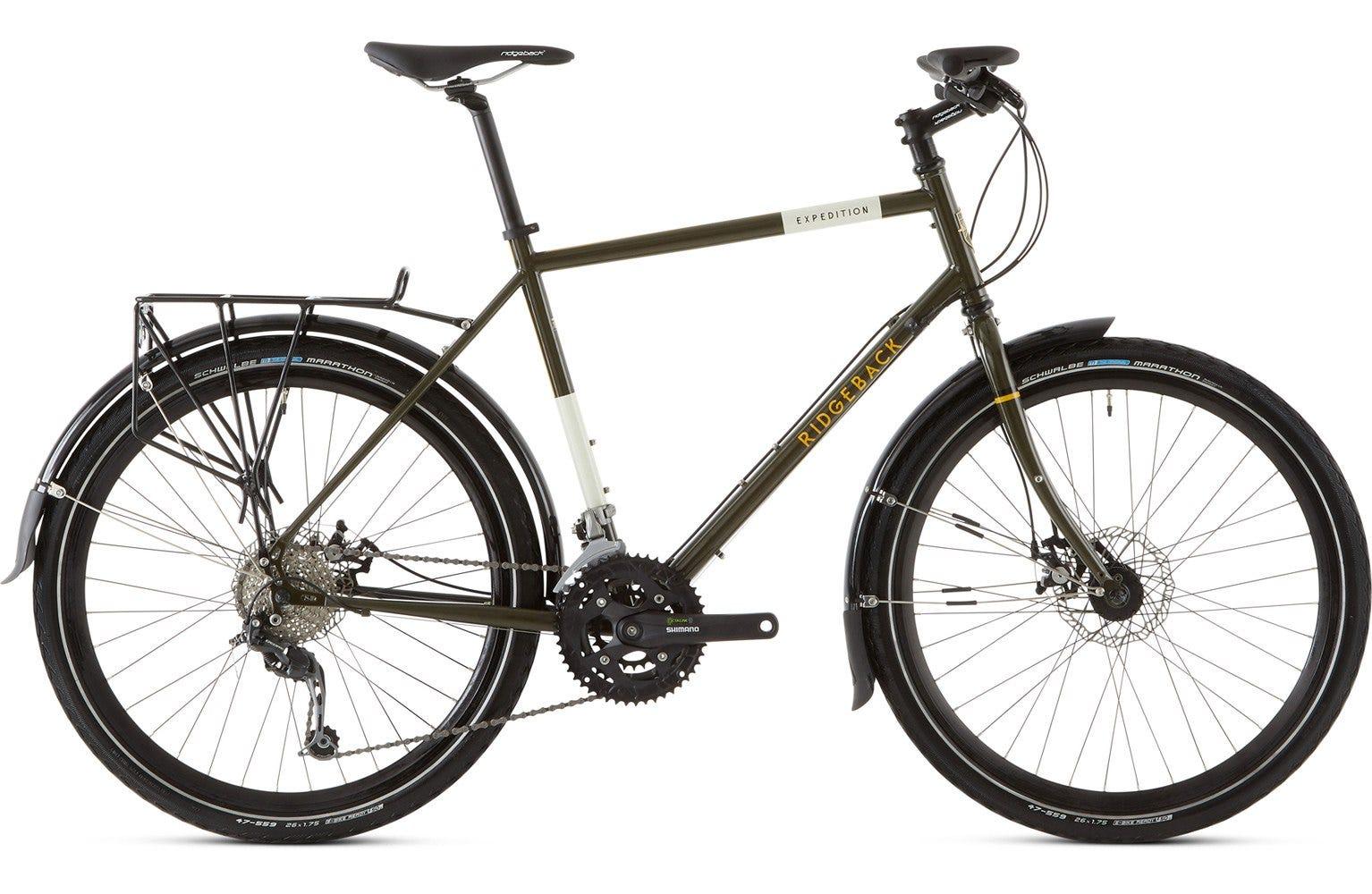 Ridgeback Expedition bike 2019