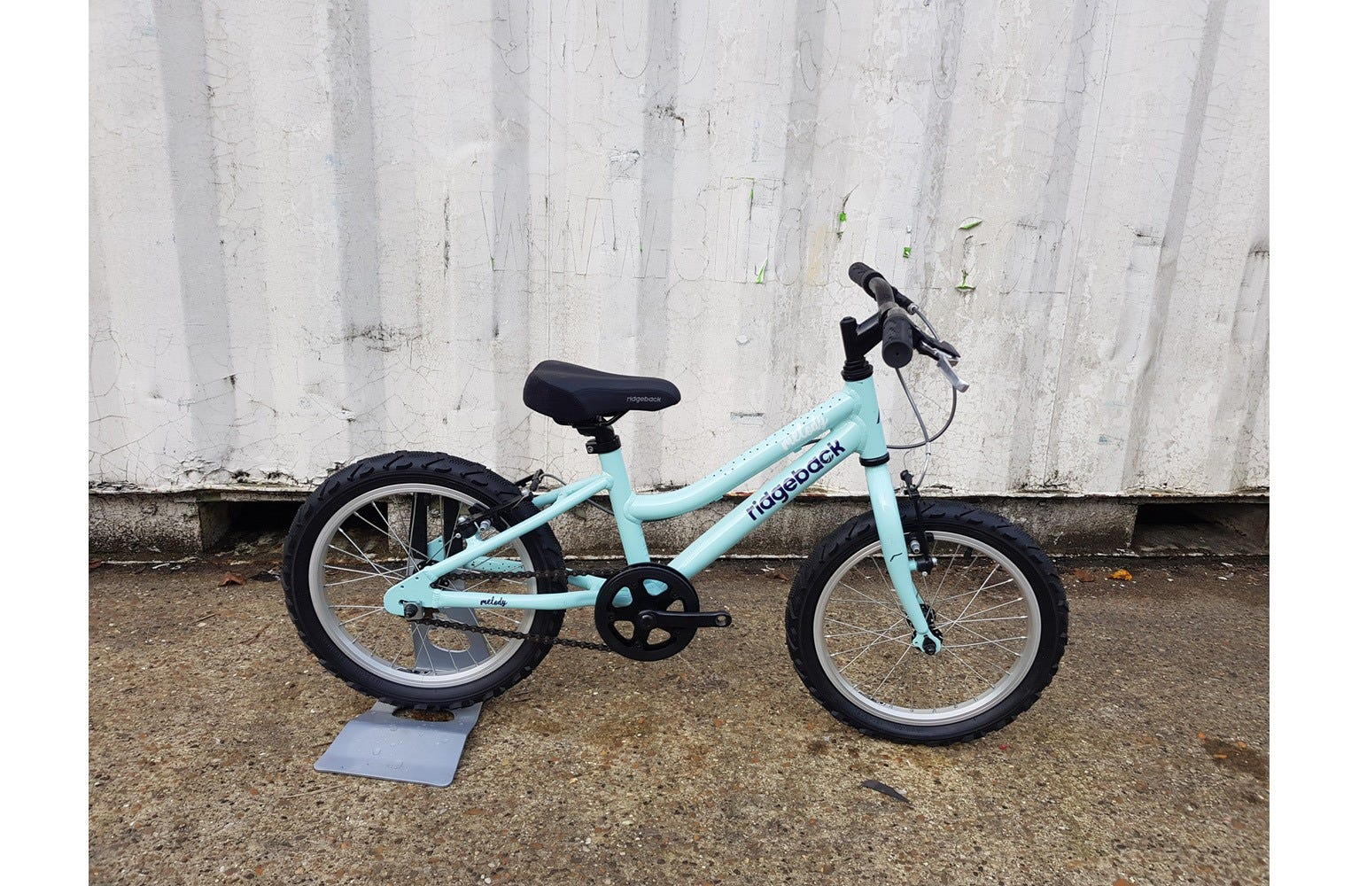 Ridgeback Melody 16 inch Ex Brand Sample Bike - Teal