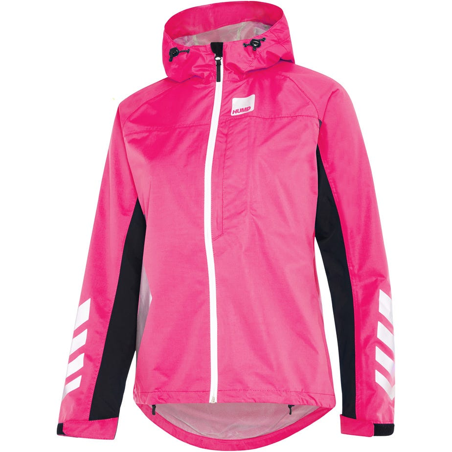 Hump Signal women's waterproof jacket