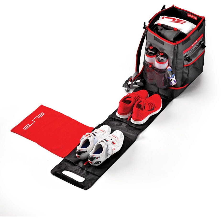 Elite Tri Box Portable Transition Area Organiser