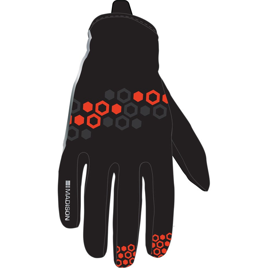 Madison Element youth softshell gloves