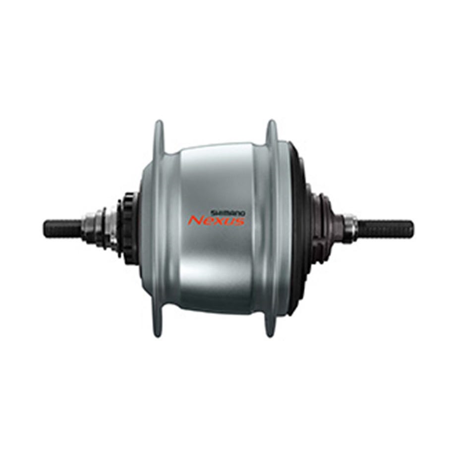 Shimano Nexus SG-C6010-8R Nexus 8-speed hub for Roller brake, without fitting kit, 36h