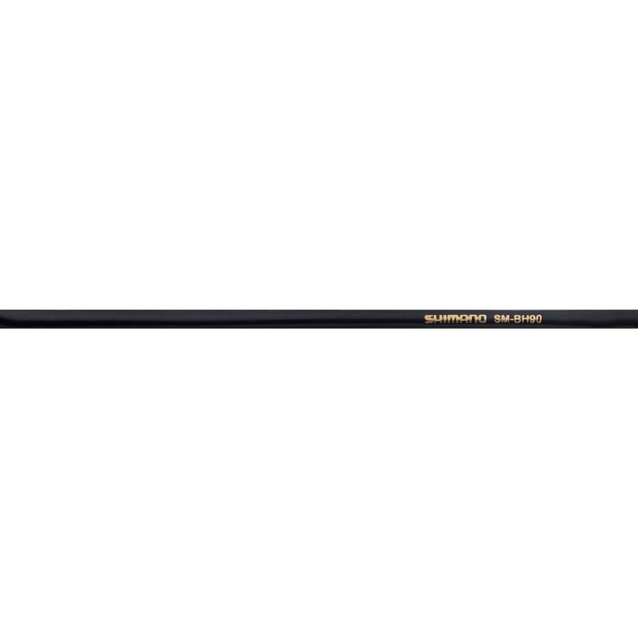 Shimano Saint SM-BH90 hose for Saint M820 long banjo, rear, 1700 mm, black / gold