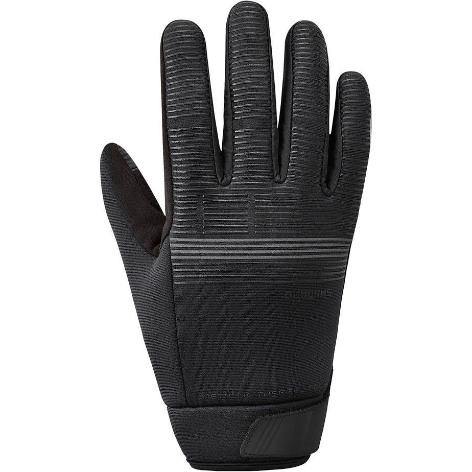 Shimano Clothing Men's Windbreak Thermal Reflective Glove