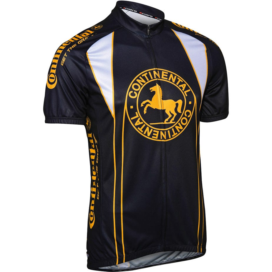 Continental Cycle Jersey Race Shirt