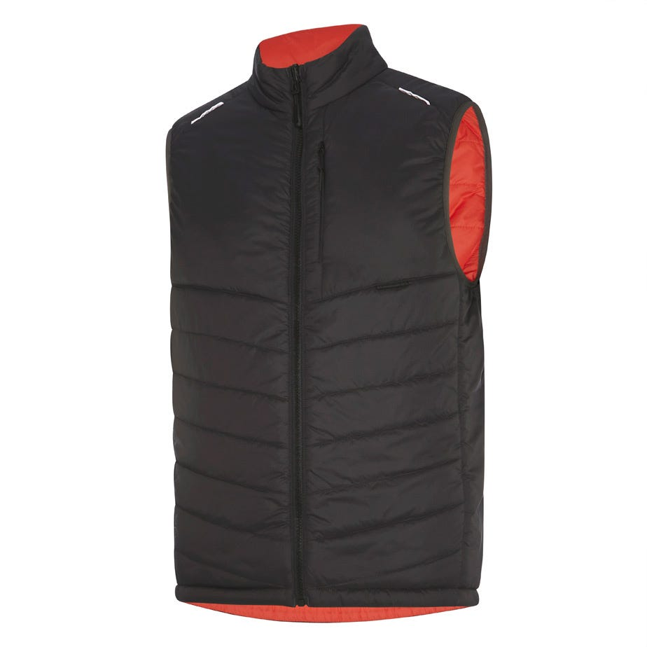 Madison Isoler Insulated Reversible men's gilet