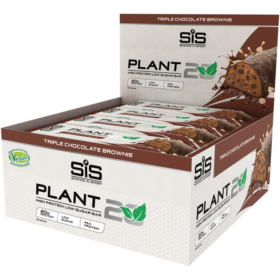 Science In Sport PLANT 20 Vegan Bar