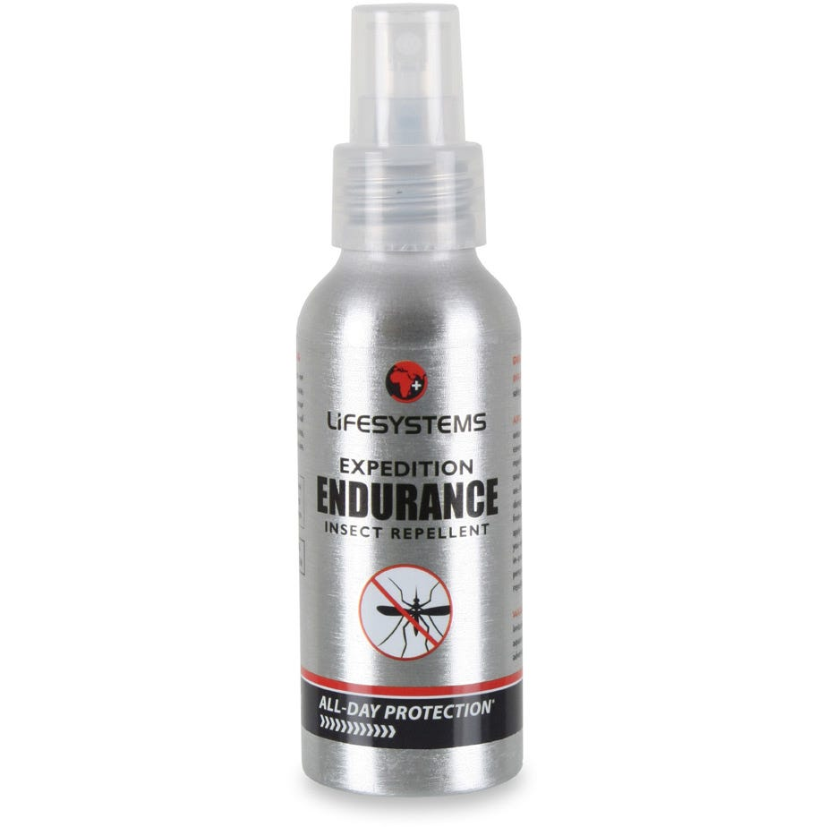Lifesystems Expedition Endurance  Repellent Spray - 100ml