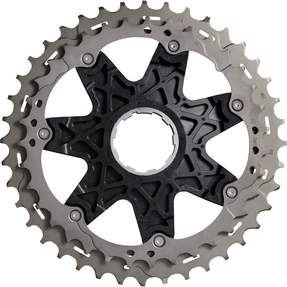 Shimano Spares CS-M9000 35-40T gear unit