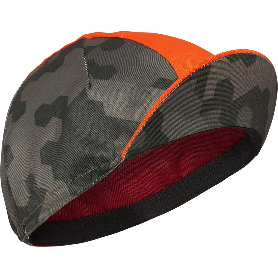 Madison Sportive poly cotton cap, hex camo