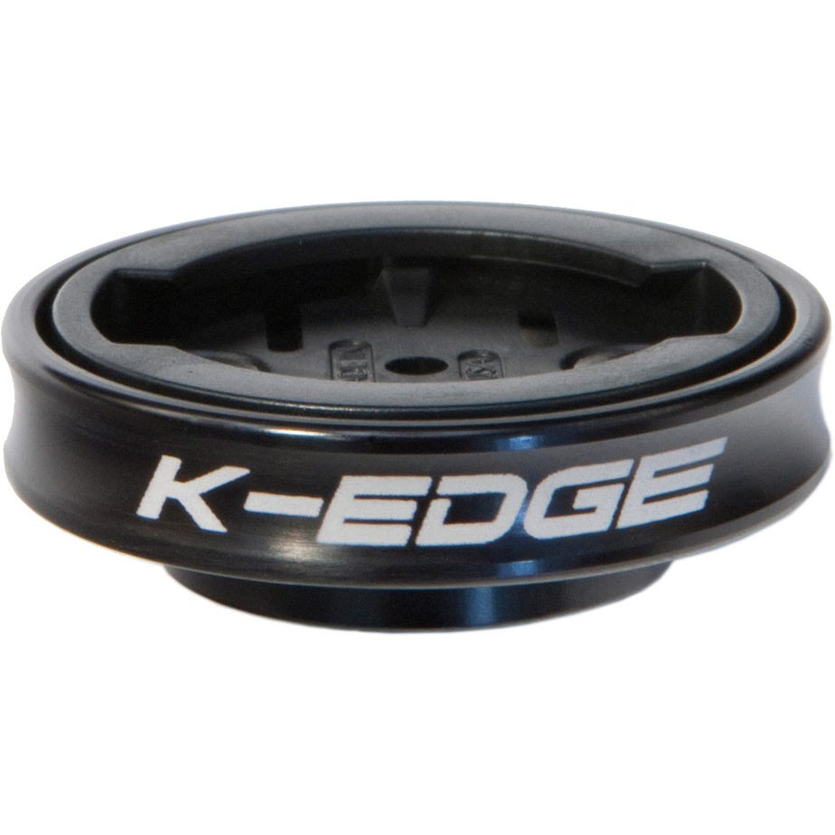 K-Edge Gravity Cap Mount For Garmin Edge And Fr 1/4 Turn Type Computers