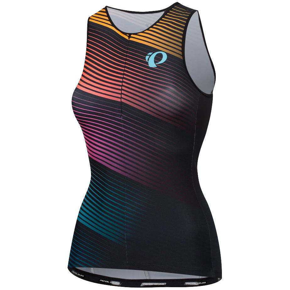 PEARL iZUMi Women's ELITE Pursuit Graphic Tri Singlet