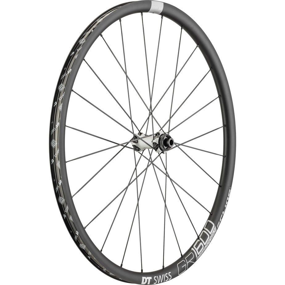DT Swiss GR 1600 SPLINE disc brake wheel, clincher 25 x 24 mm, 650B front