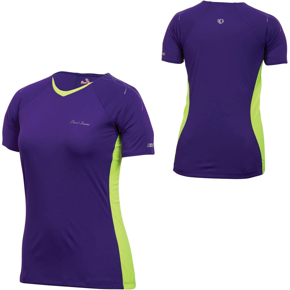 PEARL iZUMi Women's ELITE Infinity In-R-Cool® Ss