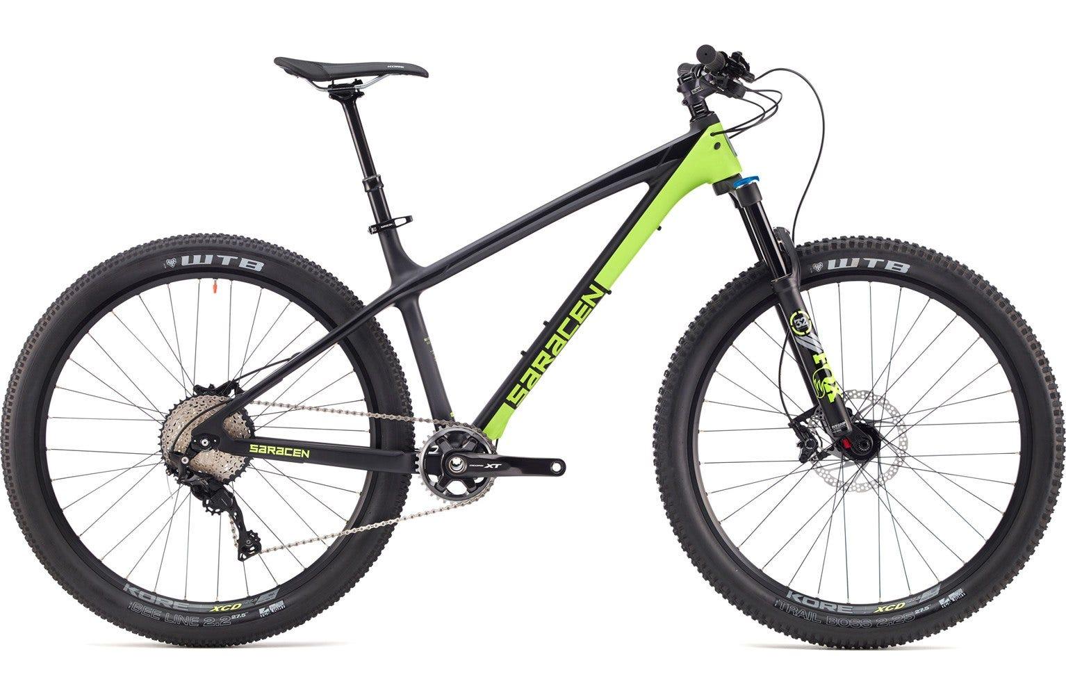 Saracen Mantra Elite Carbon 2017 - Moutain Bike