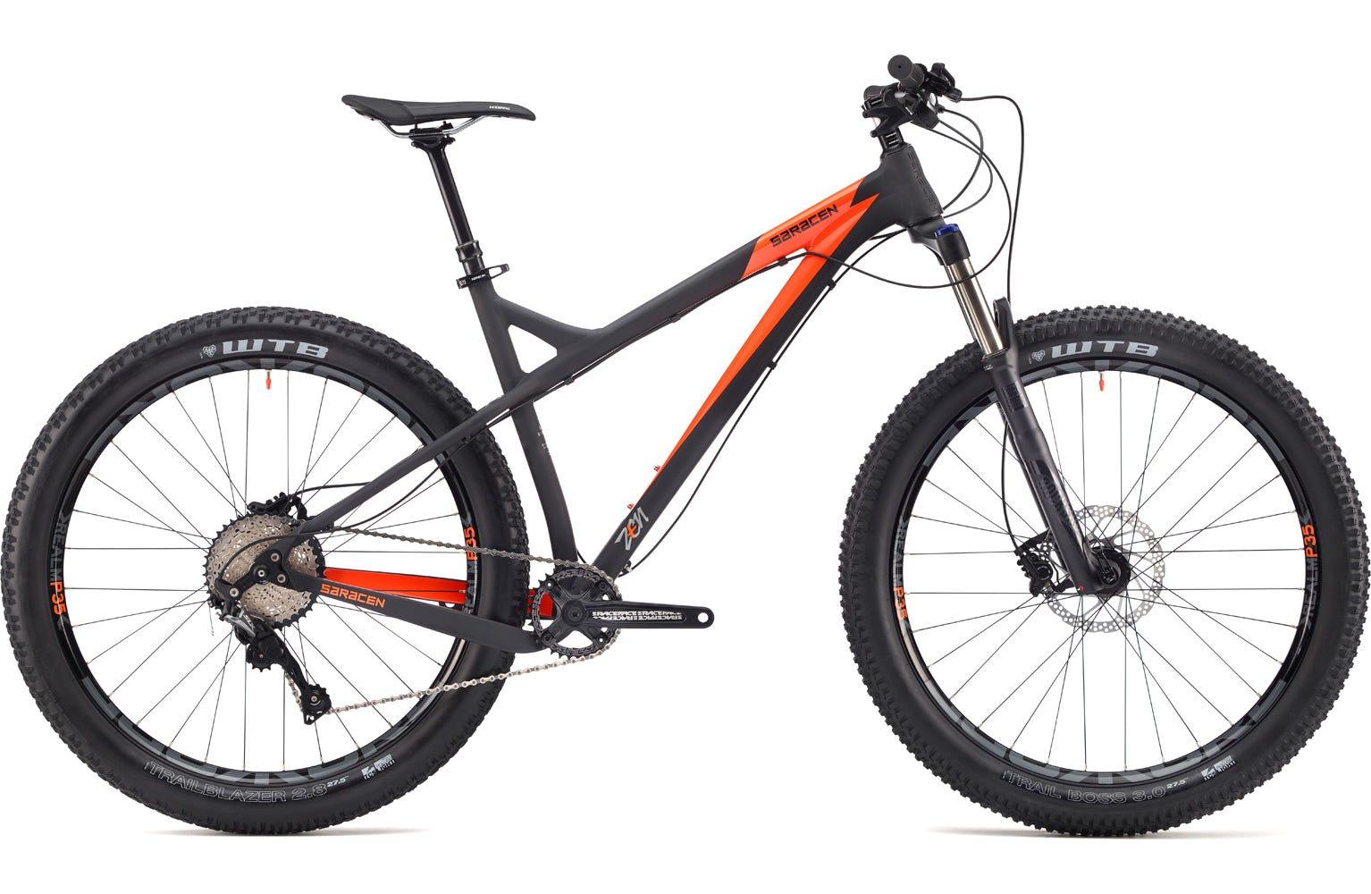 Saracen Zen+ 17 inch bike