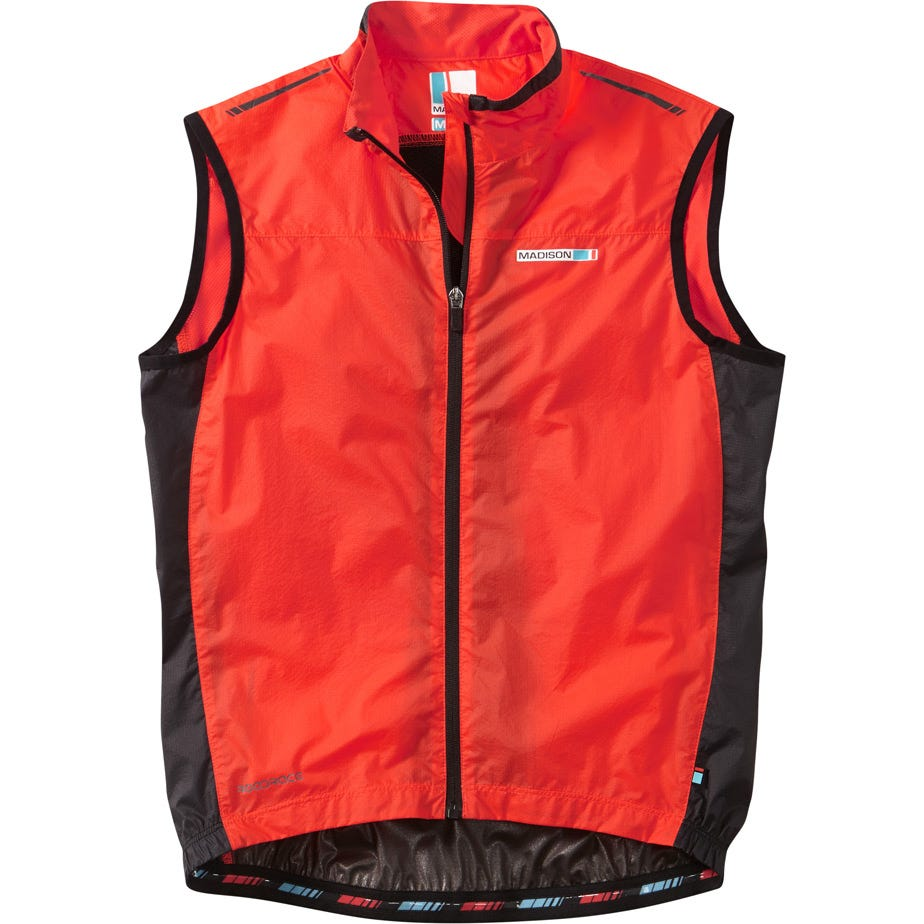 Madison RoadRace men's premio windproof shell gilet