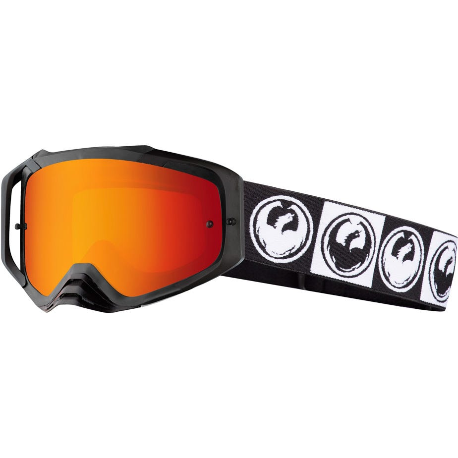 Dragon Goggles MXV MAX Podium / Red Ion