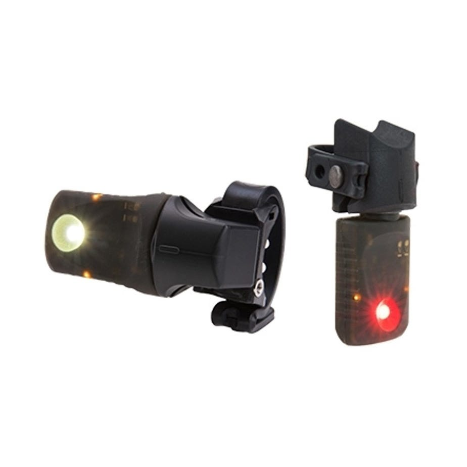 Light and Motion Vya 150 + Vya 50 light twinpack