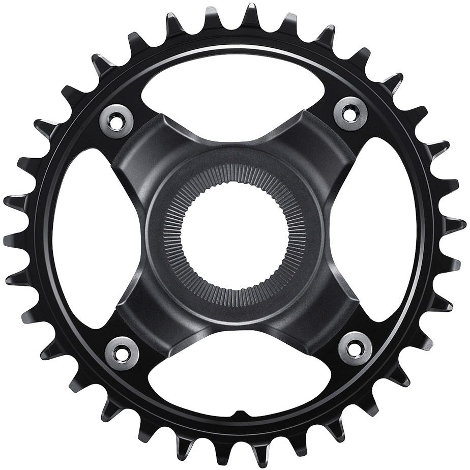 Shimano STEPS SM-CRE80 chainring, 38T