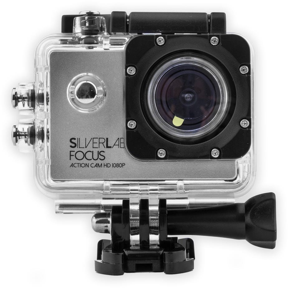 SilverLabel Focus Action Camera 1080p