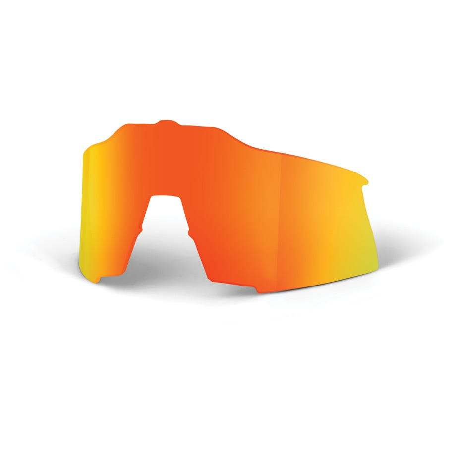 100% Speedcraft lenses