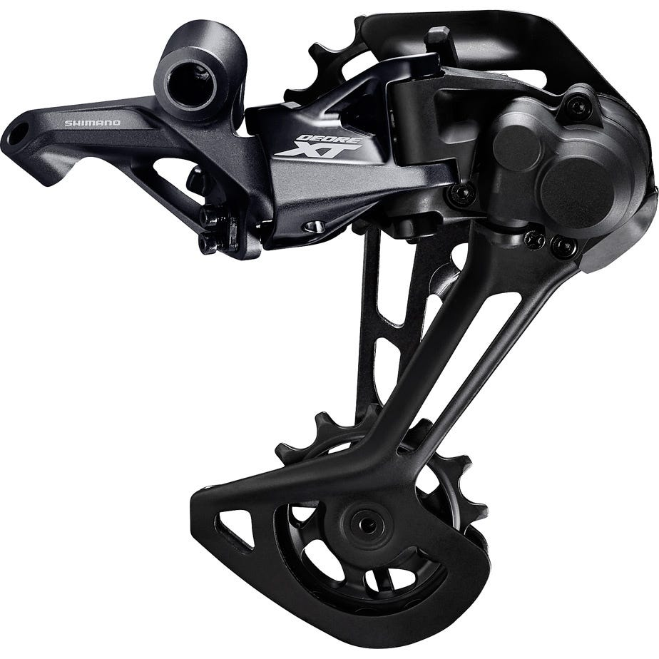 Shimano Deore XT RD-M8100 XT 12-speed rear derailleur, Shadow+, SGS, for single