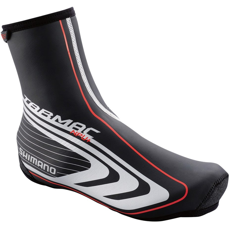 Shimano Clothing Tarmac NPU+ 3 mm Neoprene overshoe, with BCF and PU coating