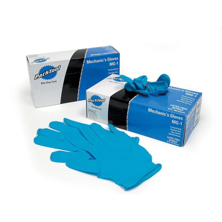 Park Tool Nitrile Mechanics Gloves