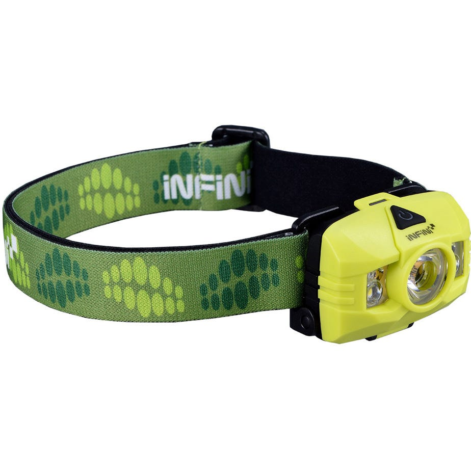 Infini Hawk 100 7 modes, 3 watt white + red leds 3 x AAA power