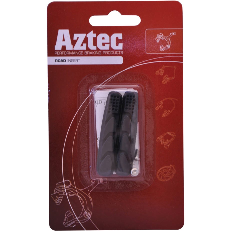 Aztec Road insert brake blocks standard