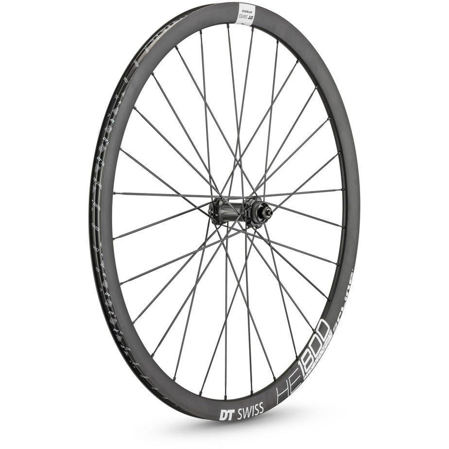 DT Swiss HE 1800 HYBRID disc brake wheel, clincher 23 x 20 mm, front