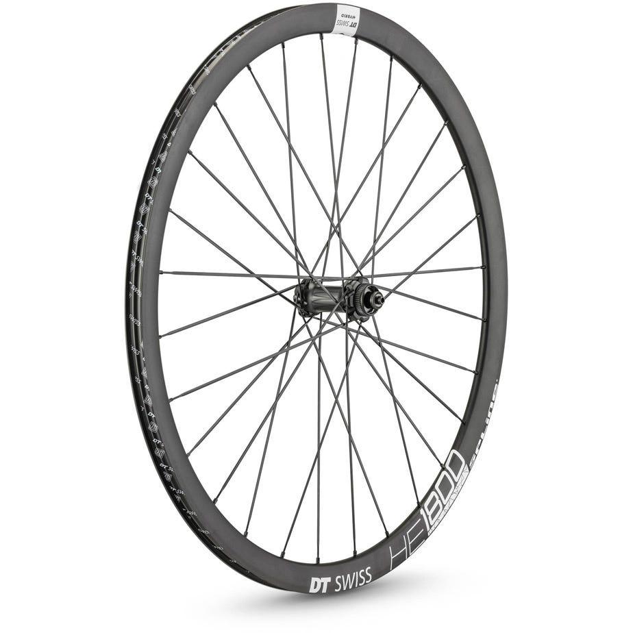 DT Swiss HE 1800 HYBRID disc brake wheel, clincher 23 x 20 mm, front