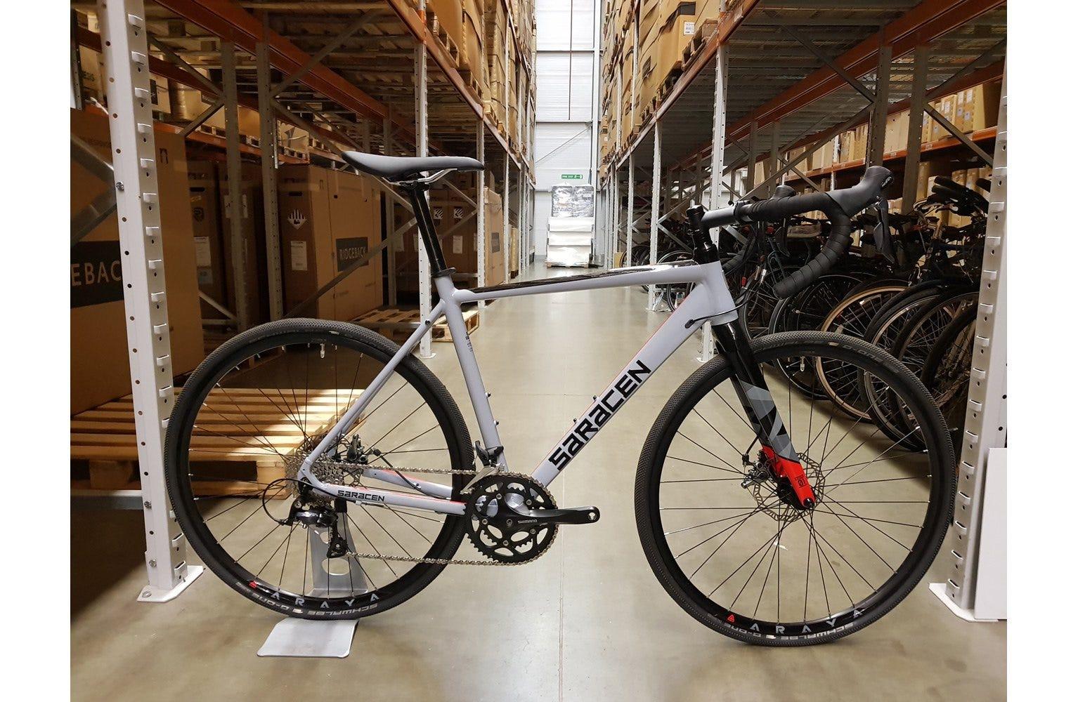 Saracen 2018  Hack 1 56cm bike Ex Brand Sample