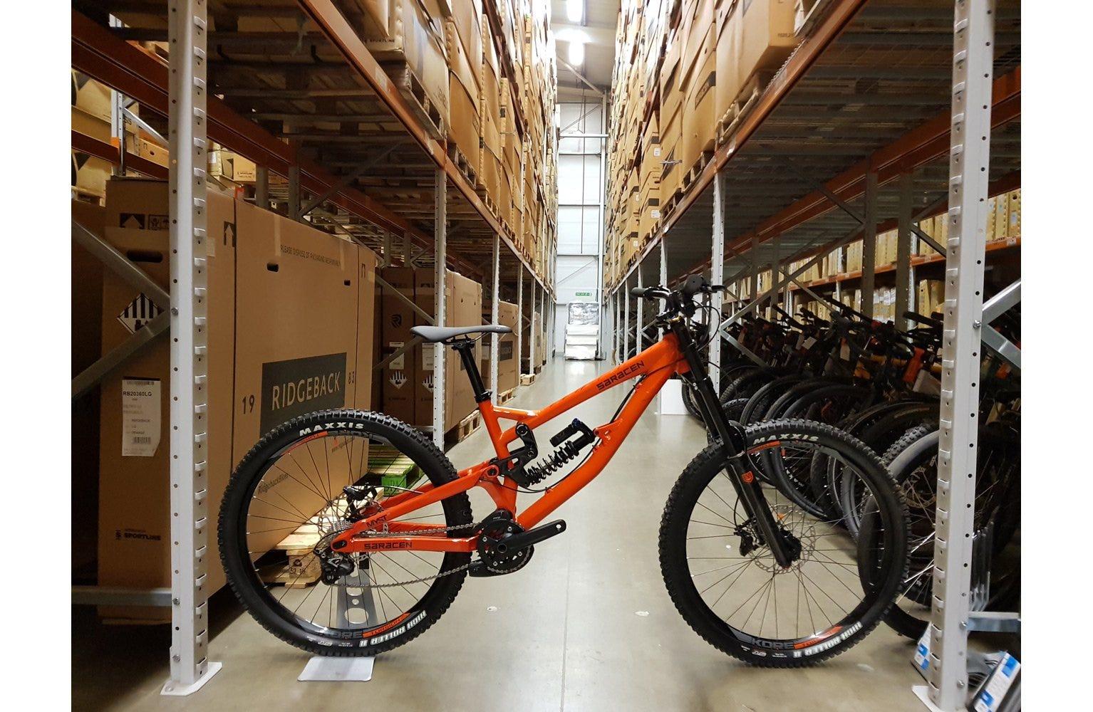 Saracen 2019  Myst Medium Ex Brand Sample Bike