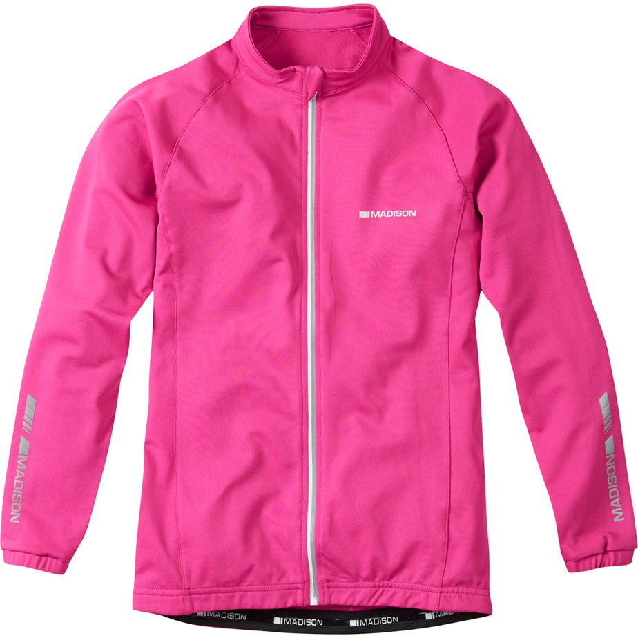 Madison Tracker kids long sleeved thermal jersey