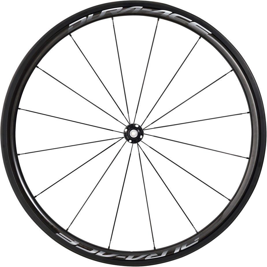 Shimano Dura-Ace WH-R9100 Dura-Ace wheels, Carbon tubular 40 mm, Q/R