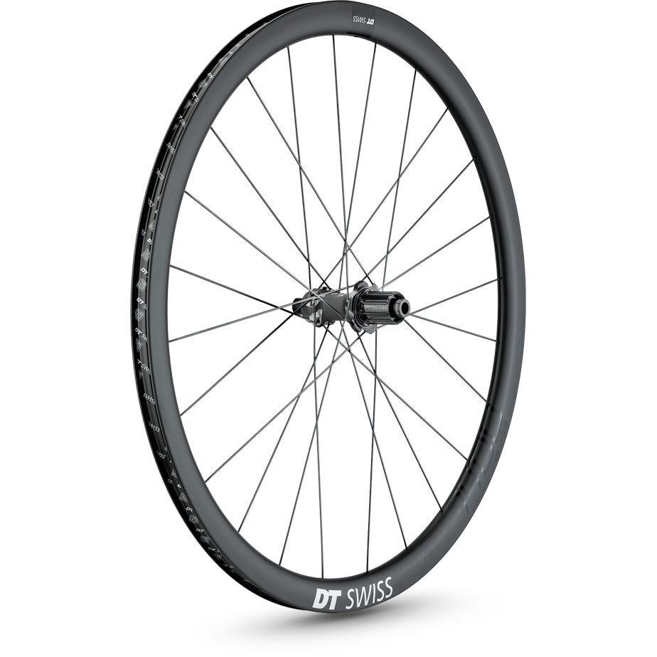 DT Swiss PRC 1400 SPLINE Clincher Disc Brake Wheel