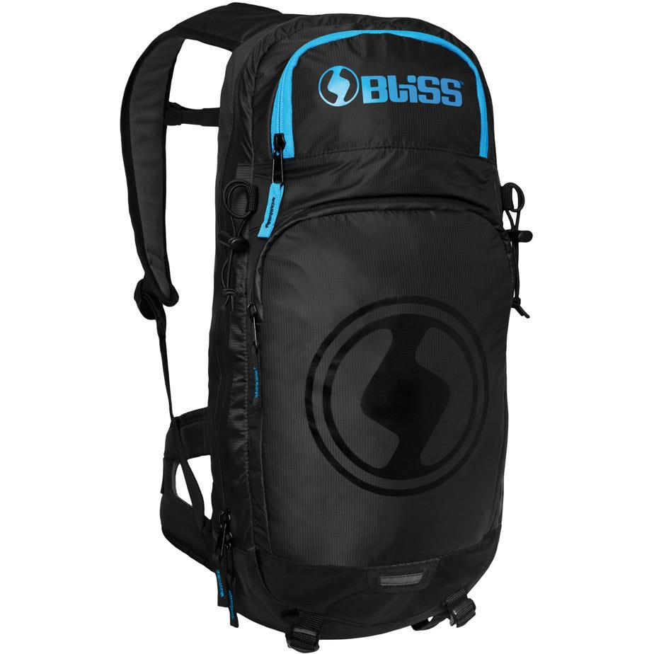 Bliss Protection Vertical LD 12 Backpack Back Protector