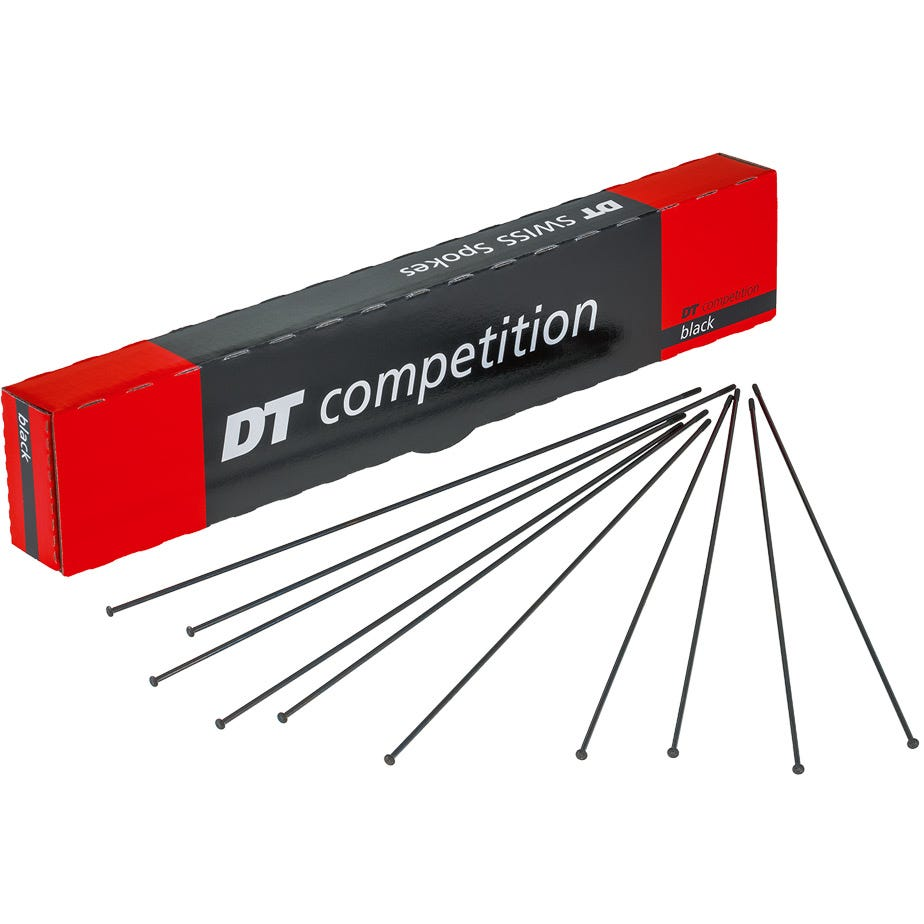 DT Swiss Competition Straight Pull 14 / 15 g = 2 / 1.8 mm box 100