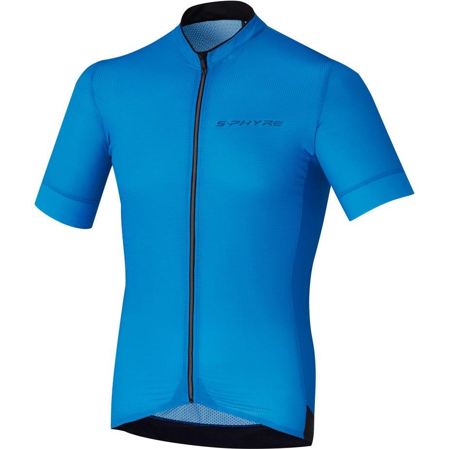 Shimano Clothing Men's, S-PHYRE Short Sleeve Jersey