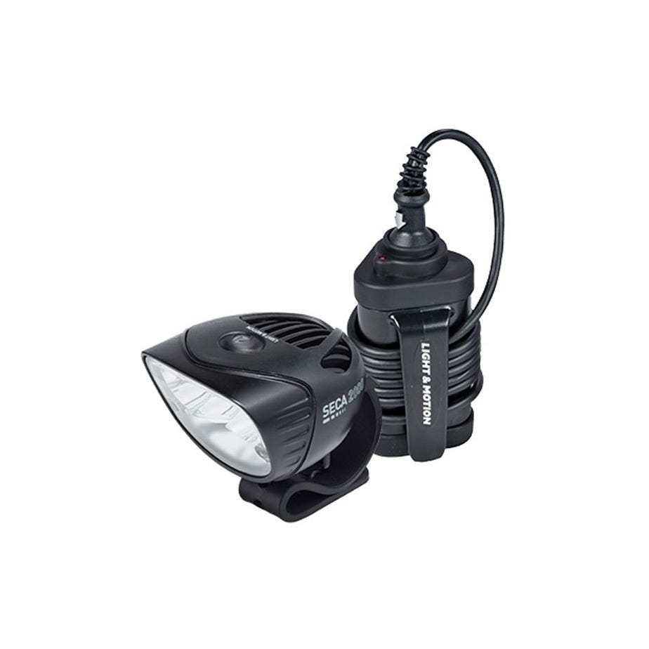 Light and Motion Seca 2000 Race light system