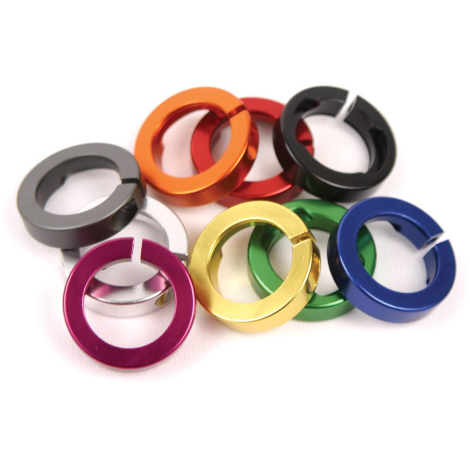 ODI Lock Jaw Clamps (Includes Snap Caps)